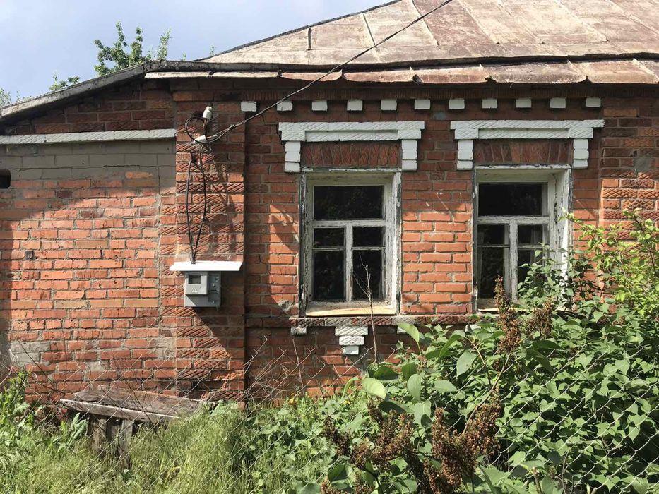 Продам ? пол дома, г. Харьков                               в р-не Большая Даниловка                                 фото