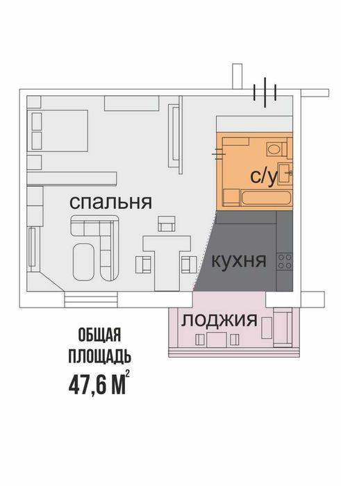 Продам ? 1 к, г. Харьков                               в р-не ХТЗ                                 фото