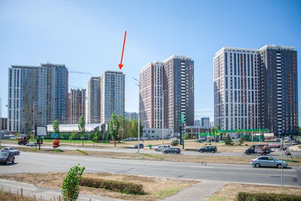 Продам ? 3 к, г. Киев                               в р-не Позняки возле м. <strong>Осокорки</strong>                                  фото