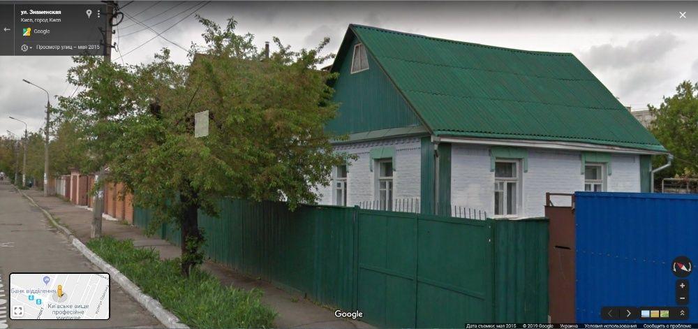 Продам ? пол дома, г. Киев                               в р-не Жуляны возле м. <strong>Шулявская</strong>                                  фото