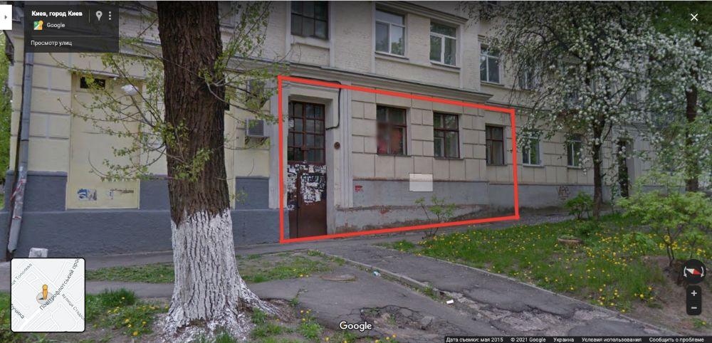Продам ? 2 к, г. Киев                               в р-не Соломенка возле м. <strong>Вокзальная</strong>                                  фото