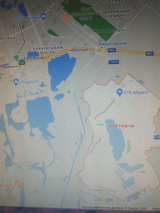 Сдам долгосрочно 2 к, г. Киев                               в р-не Бортничи                                 фото