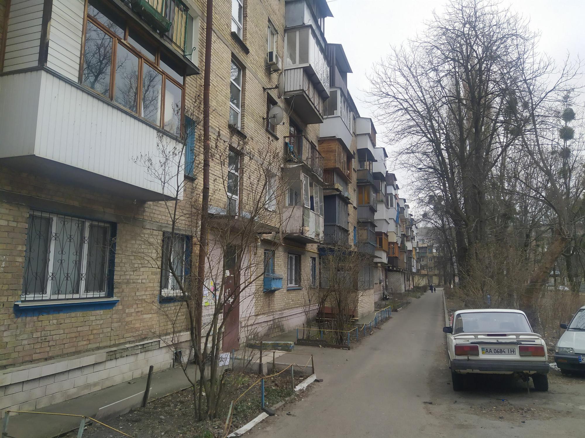 Сдам долгосрочно 2 к, г. Киев                               в р-не Отрадный                                 фото