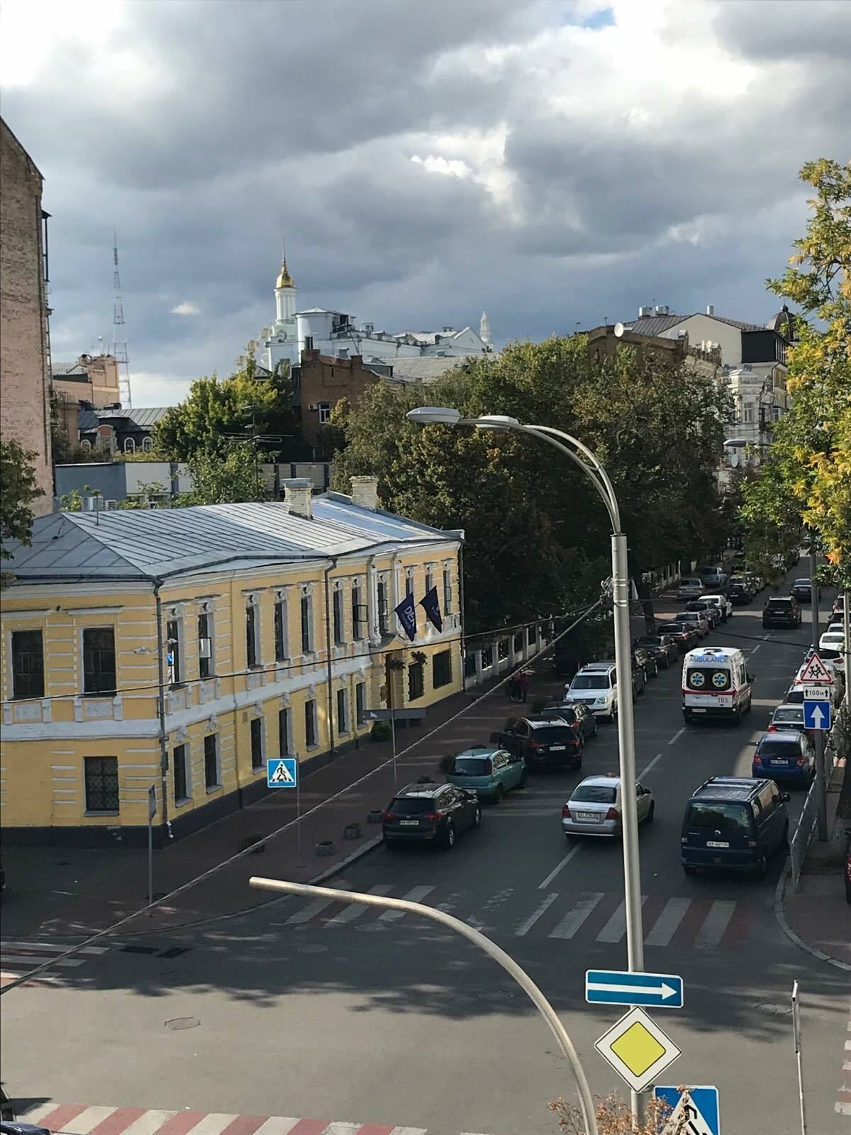 Сдам долгосрочно 2 к, г. Киев                               в р-не Подол возле м. <strong>Почтовая площадь</strong>                                  фото